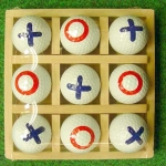 Tic-Tac-Toe Golf Game